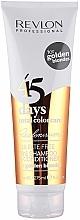 Perfumería y cosmética Champú acondicionador, Rubio Dorado - Revlon Professional Revlonissimo 45 Days Golden Blondes 2in1