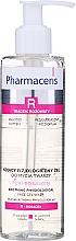 Perfumería y cosmética Gel de limpieza facial antirosácea y antirojeces con alantoína y D-pantenol - Pharmaceris R Puri-Rosalgin Soothing Cleansing Gel