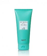 Perfumería y cosmética Acqua Dell Elba Sport - Gel de ducha y champú perfumado