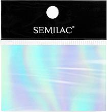 Perfumería y cosmética Papel foil de uñas - SEMILAC Transfer Foil
