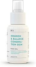 Perfumería y cosmética Aceite facial, Nutrición y equilibrio - You & Oil Nourish & Balance Combination Skin Face Oil