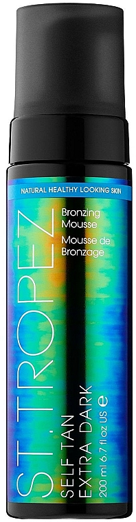 Mousse autobronceadora corporal - St. Tropez Self Tan Extra Dark Bronzing Mousse