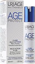 Perfumería y cosmética Fluido facial protector de luz azul con ácido hialurónico y vitamina C - Uriage Age Protect Multi-Action Fluid