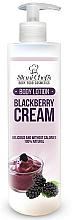 Perfumería y cosmética Loción corporal 100% natural con extracto de zarzamora - Stani Chef's Blackberry Cream Body Lotion