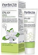 Perfumería y cosmética Crema depilatoria corporal con colágeno y alantoína - Perfecta Epilady
