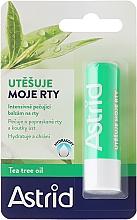 Perfumería y cosmética Bálsamo labial con aceite de árbol de té - Astrid Intensive Care Lip Balm And Tea Tree