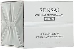 Perfumería y cosmética Crema lifting  para contorno de ojos nutritiva - Kanebo Sensai Cellular Performance Lifting Eye Cream