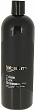 Perfumería y cosmética Champú protector de color con proteína de trigo - Label.m Cleanse Professional Haircare Colour Stay Shampoo