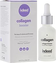 Perfumería y cosmética Booster facial de colágeno con extracto de soja - Indeed Labs Collagen Booster
