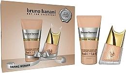 Perfumería y cosmética Bruno Banani Magic Man - Set (eau de toilette/mini/20ml + loción corporal/50ml)