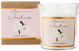 Perfumería y cosmética Vela aromática, magnolia - Ambientair Le Jardin de Julie Magnolia