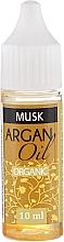 """Perfumería y cosmética Aceite de argán """"Almizcle"""" - Drop of Essence Argan Oil Musk"""