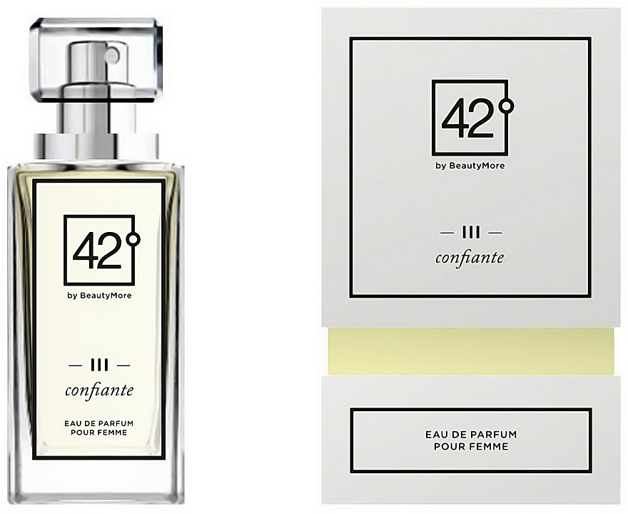 42° by Beauty More III Confiante - Eau de parfum — imagen N1