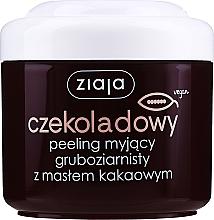 Perfumería y cosmética Peeling corporal con manteca de cacao - Ziaja Body Peeling