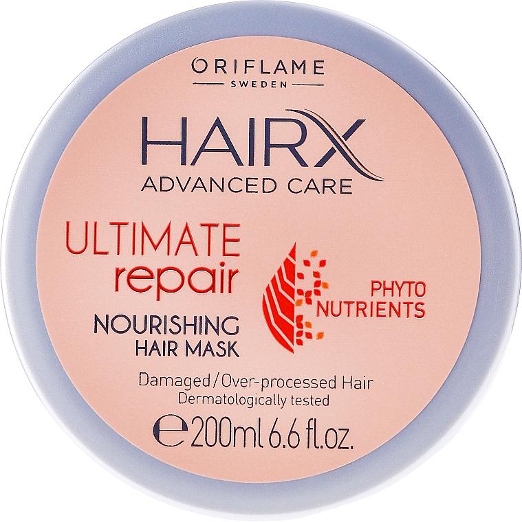 Mascarilla capilar reparadora con fito nutrientes - Oriflame HairX Ultimate Repair Nourishing Hair Mask — imagen N1