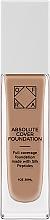 Perfumería y cosmética Base de maquillaje de cobertura media a completa y larga duración, efecto mate - Ofra Absolute Cover Foundation