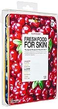 Perfumería y cosmética Set mascarillas faciales de tejido - Super Food For Skin Facial Sheet Mask Set (5uds.x25ml)
