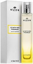 Perfumería y cosmética Nuxe Le Matin Des Possibles - Eau de parfum