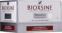 Perfumería y cosmética Sérum de tratamiento anticaída para cabello a base de hierbas naturales, 15 uds /10ml - Biota Bioxsine Dermagen Serum