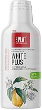 Perfumería y cosmética Enjuague bucal con enzimas naturales papaína y biosol - Splat White Plus