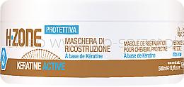 Perfumería y cosmética Mascarilla capilar regeneradora con queratina - H.Zone Keratin Active