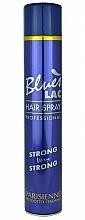 Perfumería y cosmética Laca para cabello, fijación extra fuerte - Parisienne Professional Hair Spray Blues