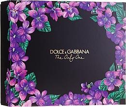 Perfumería y cosmética Dolce&Gabbana The Only One - Set (eau de parfum/50ml + eau de parfum/mini/10ml)