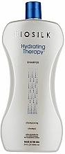 Perfumería y cosmética Champú hidratante con extracto de lavanda y menta - BioSilk Hydrating Therapy Shampoo