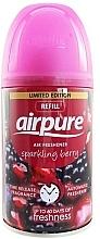 Perfumería y cosmética Ambientador con aroma a bayas (recarga) - Airpure Air-O-Matic Refill Sparkling Berry