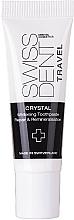Perfumería y cosmética Pasta dental blanqueadora (formato viaje) - Swissdent Crystal Toothpaste