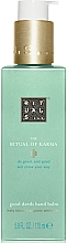 Perfumería y cosmética Bálsamo de manos con aroma a nenúfar y té blanco, pieles secas - Rituals The Ritual of Karma Kitchen Hand Balm