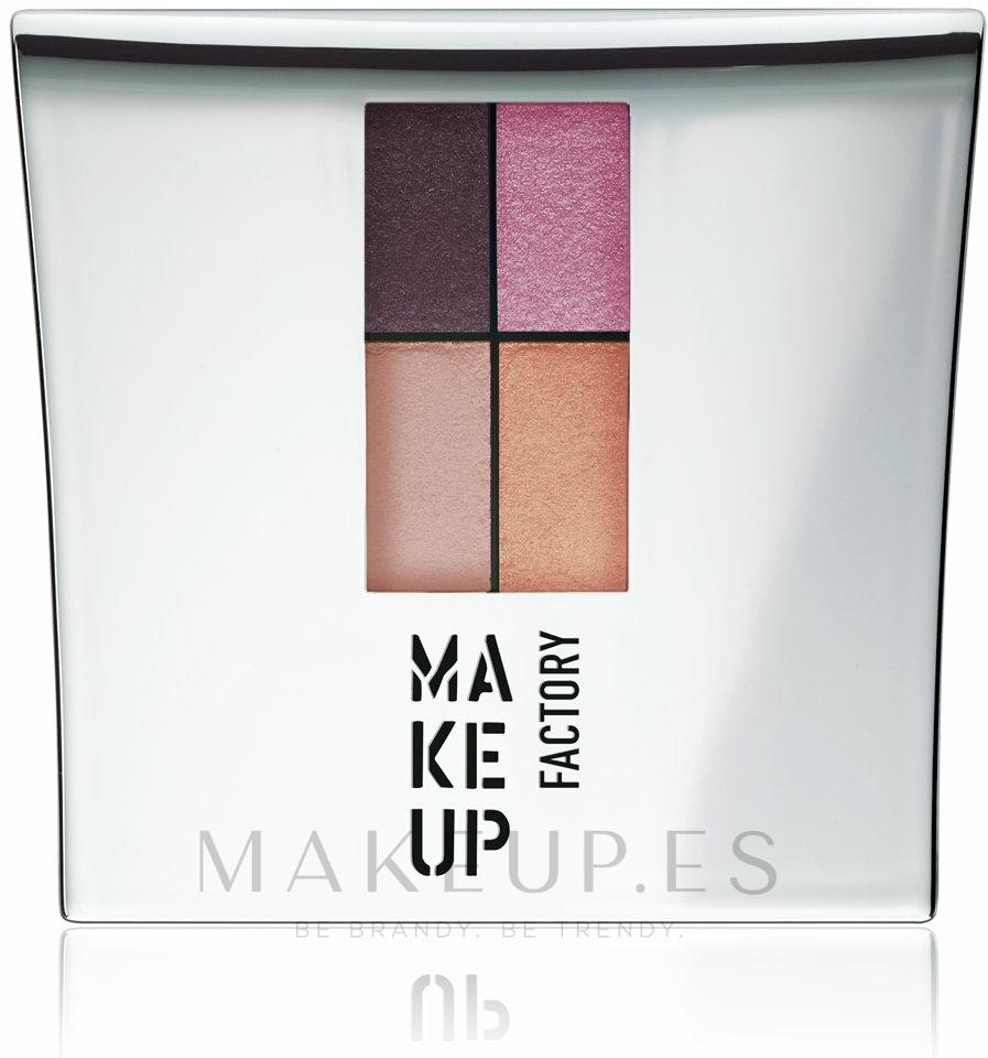 Polvos de sombras de ojos con aplicador - Make Up Factory Eye Colors — imagen 49