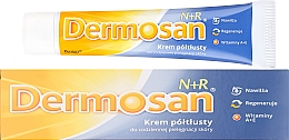 Perfumería y cosmética Crema regeneradora para rostro y cuerpo con vitaminas A y E - Dermosan Cream
