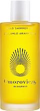 Perfumería y cosmética Aceite corporal iluminador con caléndula, semilla de albaricoque y germen de arroz - Omorovicza Gold Shimmer Oil