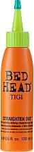 Perfumería y cosmética Crema alisadora de cabello con queratina - Tigi Bed Head Straighten Out Straightening Cream