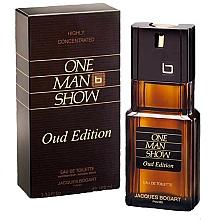 Perfumería y cosmética Bogart One Man Show Oud Edition - Eau de toilette