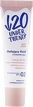 Perfumería y cosmética Fluido facial antiacné matificante con ácido hialurónico - Under Twenty Anti! Acne