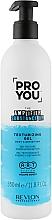 Perfumería y cosmética Gel texturizante de cabello con ácido cítrico y queratina - Revlon Professional Pro You The Amplifier Substance Up