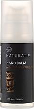 Perfumería y cosmética Bálsamo de manos con aloe vera y salvia - Naturativ Men Hand Balm