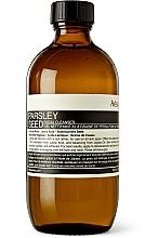 Perfumería y cosmética Gel de limpieza facial con ácido láctico y grosella negra - Aesop Parsley Seed Facial Cleanser