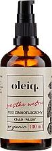 Perfumería y cosmética Aceite para cuerpo y cabello de cereza - Oleiq Cherry Hair And Body Oil