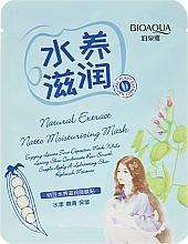 Perfumería y cosmética Mascarilla facial hidratante con extracto de soja - BioAqua Natural Extract Mask