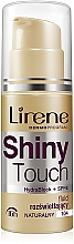 Perfumería y cosmética Fluido facial iluminador - Lirene Shiny Touch Illuminating Fluid