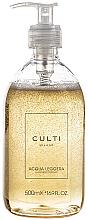 Perfumería y cosmética Culti Acqua Leggera - Jabón líquido para manos y cuerpo perfumado