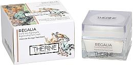 Perfumería y cosmética Crema facial con vitamina C, E y aceite de oliva - Therine Regalia Regenerating Face Cream