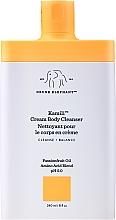 Perfumería y cosmética Crema corporal limpiadora con aceite de maracuyá - Drunk Elephant Kamili Cream Body Cleanser