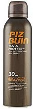 Perfumería y cosmética Spray bronceador con protección solar - Piz Buin Tan&Protect Tan Intensifying Sun Spray SPF30