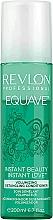 Perfumería y cosmética Acondicionador voluminizador en spray, sin aclarado - Revlon Professional Equave Volumizing Detangling Conditioner