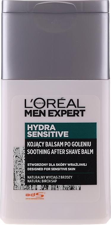 Bálsamo afershave hidratante sin alcohol y colorantes - L'Oreal Paris Men Expert Hydra Sensitive Balm