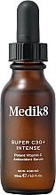 Perfumería y cosmética Sérum facial antiarrugas con 30% de vitamina C - Medik8 Super C30+ Intense